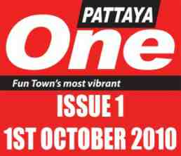 pattaya one newspaper advert