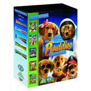 Buddies Pack Box Set DVD