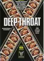 Deep Throat DVD cover