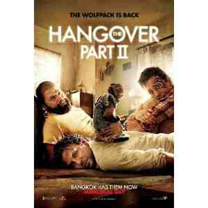 HANGOVER REPRODUCTION PHOTO POSTER 16X12
