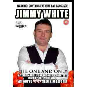 Jimmy White One Only DVD