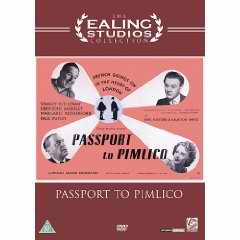 Passport to Pimlico DVD
