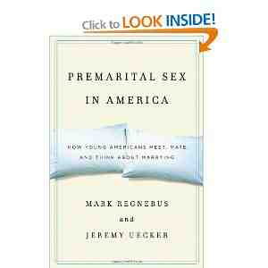 Premarital Sex America Americans Marrying