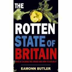The Rotten State of Britain book