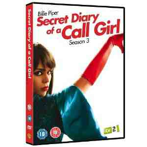 Secret Diary Call Girl DVD