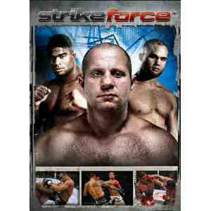 Strikeforce Mma Region Import NTSC