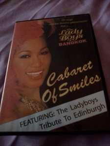 The Lady Boys of Bangkok - Cabaret of Smiles Live in Thai Pavilion DVD Featuring