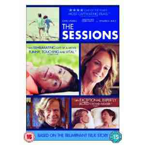The Sessions DVD John Hawkes