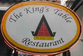 kings table soi 13