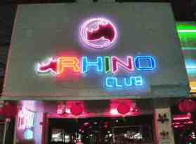 rhino club walkingstreet