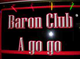 baron club neon