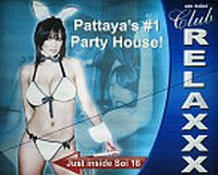 Club Relaxxx sign