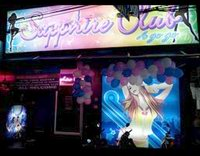 Sapphire Club frontage
