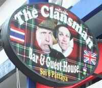 The Clansman sign