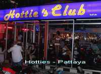 Hottie's Club frontage