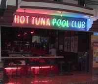 Hot Tuna Pool Club frontage