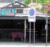 Malee Bar frontage