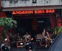 Mandarin Beer Bar frontage