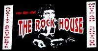 Rock House sign