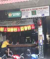 Roo Bar frontage