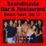 Scandanavian Bar advert