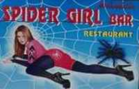 Spider Girl sign