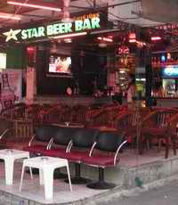 Star Beer Bar frontage
