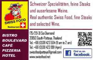 swiss food