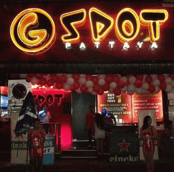 g-spot frontage