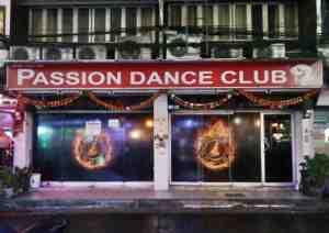 passion dance club closed