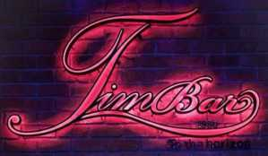 tim bar sign