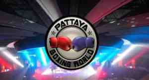 pattaya boxing world logo