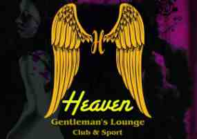 heaven gentlemens lounge logo