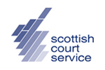 Scottish Courts Service logo