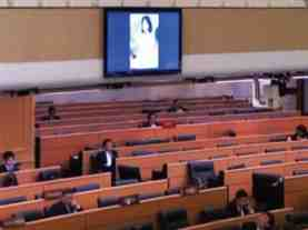 thai parliament screen