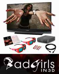 Bad Girls in 3D