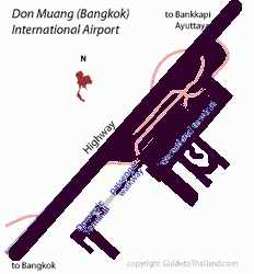 Don Muang airport plan