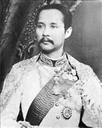 King Chulalongkorn