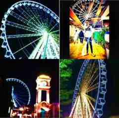 asiatique big wheel