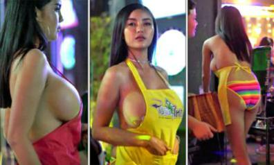 bangkok waitresses