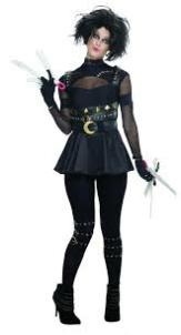 miss scissor hands