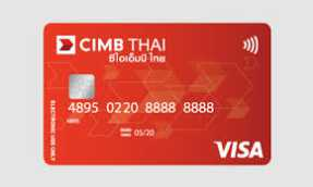 new thai atm card