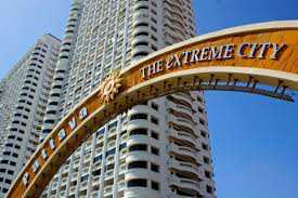 pattaya extreme city