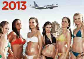 ryanair hostess 2013