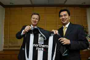 abhisit newcastle fan