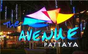 avenue pattaya