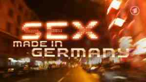 sex made in germany video